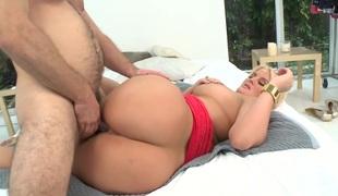 blonde blowjob sædsprut pornostjerne hardcore