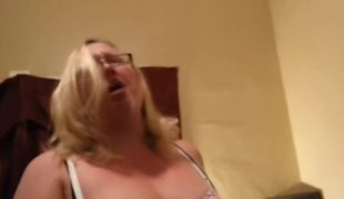 Cuckold Fantasy with Sexy Chubby Girlfriend Talking Dirty