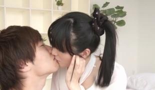 cunnilingus tenåring japansk par rett