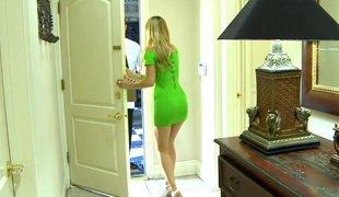 blonde oral amerikansk pornostjerne historie