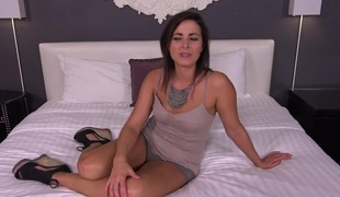 Hot milf and her younger lover 11