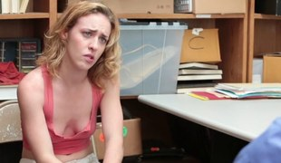 Shoplyfter  Best Friends Caught Shoplifting Fuck For Freedom