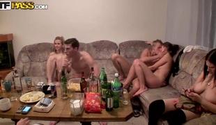 gruppesex tenåring tsjekkisk hd rett