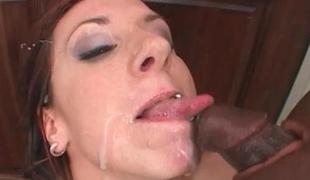 The superlatively good be required of Anabolic cum shots video 4