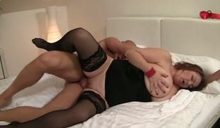 Ludmila B deserves a hard pussy fucking