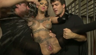 Bonnie Rotten is known for her appetite and she bonks like nobody