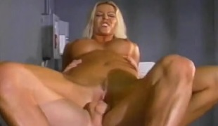 Milf on top for great balls deep fucking