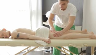 hardcore pijpen massage