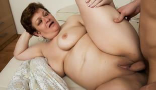 anal kjønn hardcore milf sædsprut