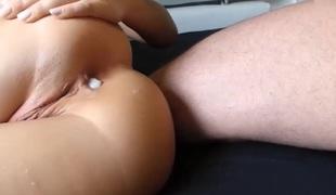 tenåring anal creampie tysk anal creampie