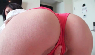 Mandy Sky experiences anal for the very 1st time