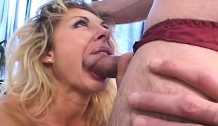 blonde hardcore milf blowjob moden