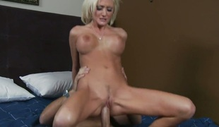 Keiran Lee can't wait any more to stuff his meat stick in fuck hungry Torrey Piness love box