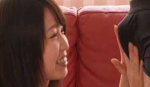 Big Japanese titties bounce when Yumeno Aika gets fucked