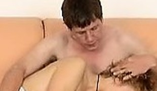 German dilettant sex mix Kris from 1fuckdatecom