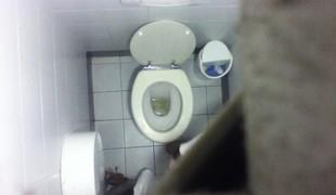 Real girls voyeur bathroom 2