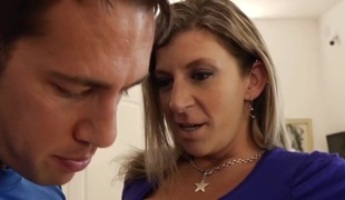 Sara Jay & Johnny Castle in My Friends Hot Mom