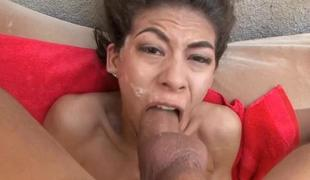 oral deepthroat blowjob hals sucking