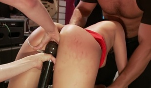 anal deepthroat squirt fisting