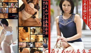 Lustful Japanese gal Marika in Incredible threesomes JAV scene