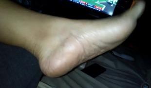 milf moden bbw foot fetish