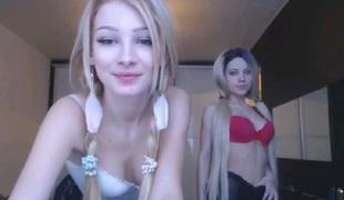 tenåring lesbisk webkamera