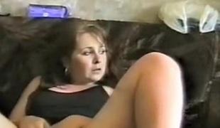 milf blowjob onani rødhårete par
