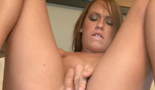 Haley Sweet loves backdoor fucking and she likes to be on top