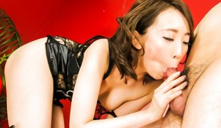 blowjob lingerie moden japansk hd
