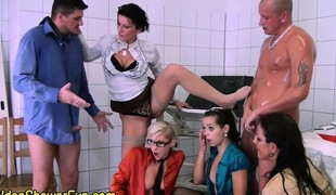 european blonde gangbang fetish hd