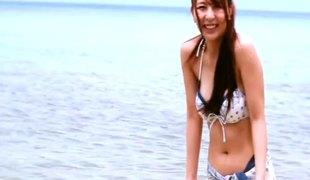 virkelighet hardcore utendørs asiatisk bikini