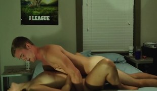 Giselle & Matt - College Non-professional Couple Passionately Copulates
